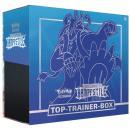 Pokemon Kampfstile Top-Trainer Box DE BLAU