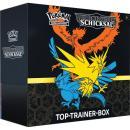 Pokemon Verborgenes Schicksal Top-Trainer Box DE
