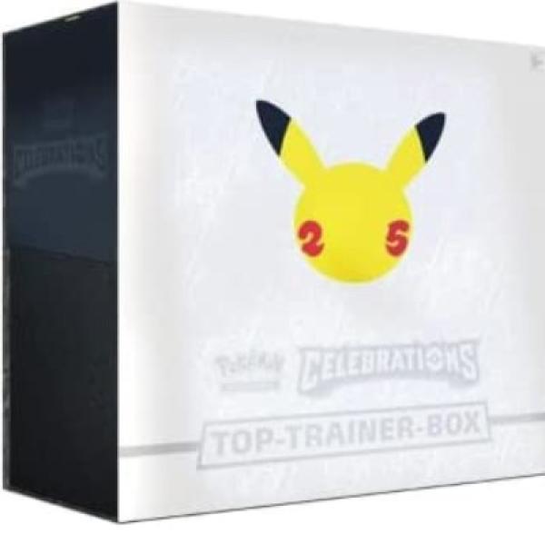 Pokemon 25-Jahre-ETB